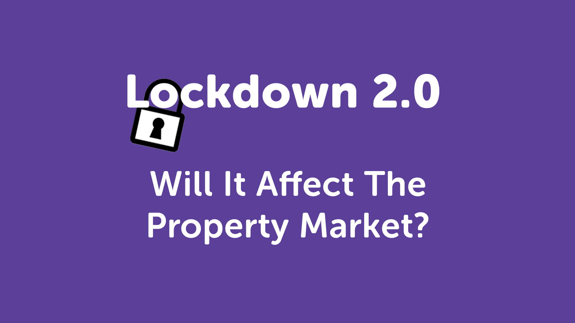 Lockdown property market advice in Newcastle